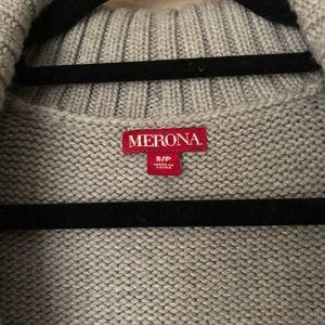 Merona Sweaters - ‼️ SOLD ‼️ Merona Target Gray Cardigan Sweater